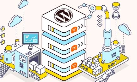 Analyze WP hosting server