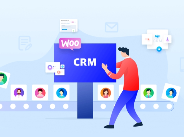 WooCommerce ERP and CRM Integration