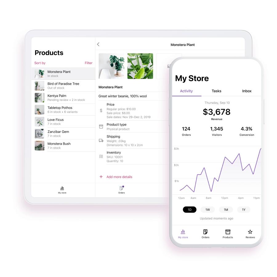 WooCommerce Mobile Commerce Solution