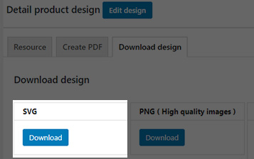 Download Design In SVG