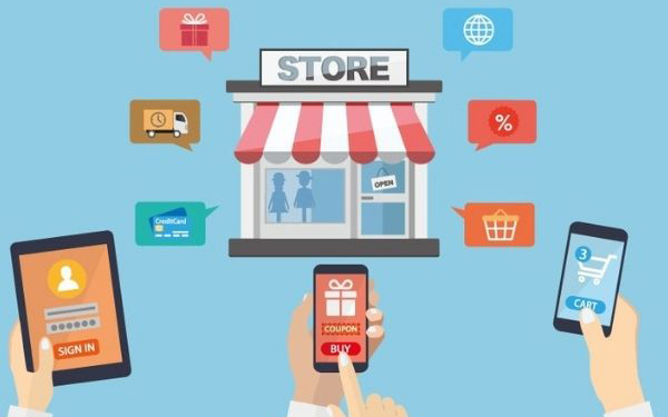 Marketplace with Independent Stores