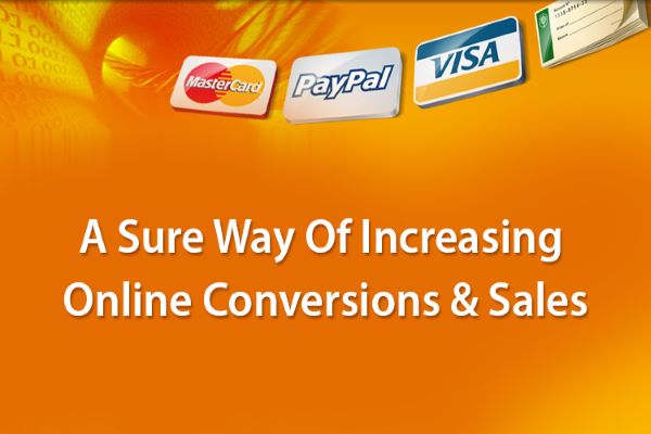 Increases online payment methods