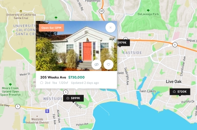 Google map for Property