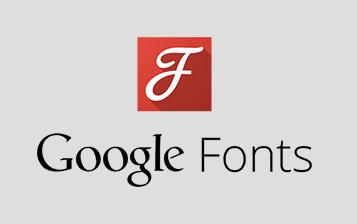 Multi Google Fonts