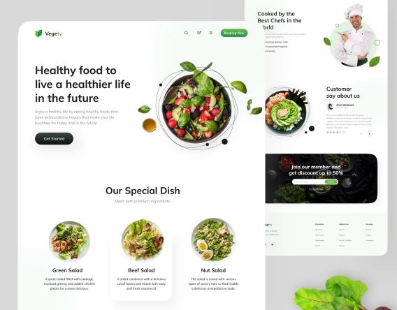 Restaurants & Takeaways Ecommerce
