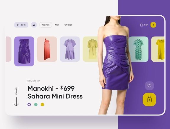 Fashion & Clothing Shopping Store