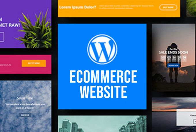 Develop CMS for Ecommerce Website