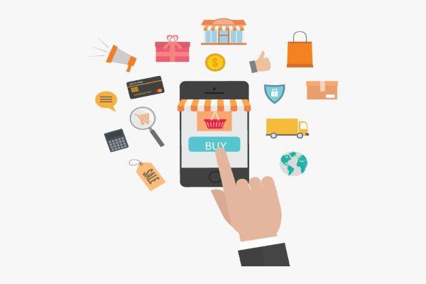 Mobile or Shopping App