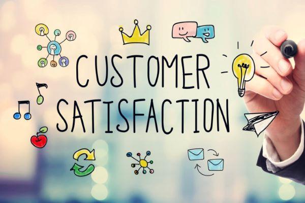 Improvement in Consumers' Satisfaction