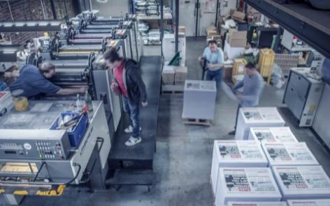 B2B Corporate Printer & Wholesale Trade Printer