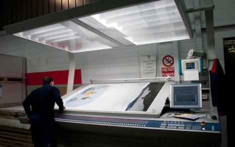 Wide Format Printer & Digital Textile Printers