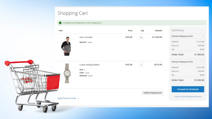 ADD MULTIPLE VARIATIONS OF THE SAME PRODUCT TO CART