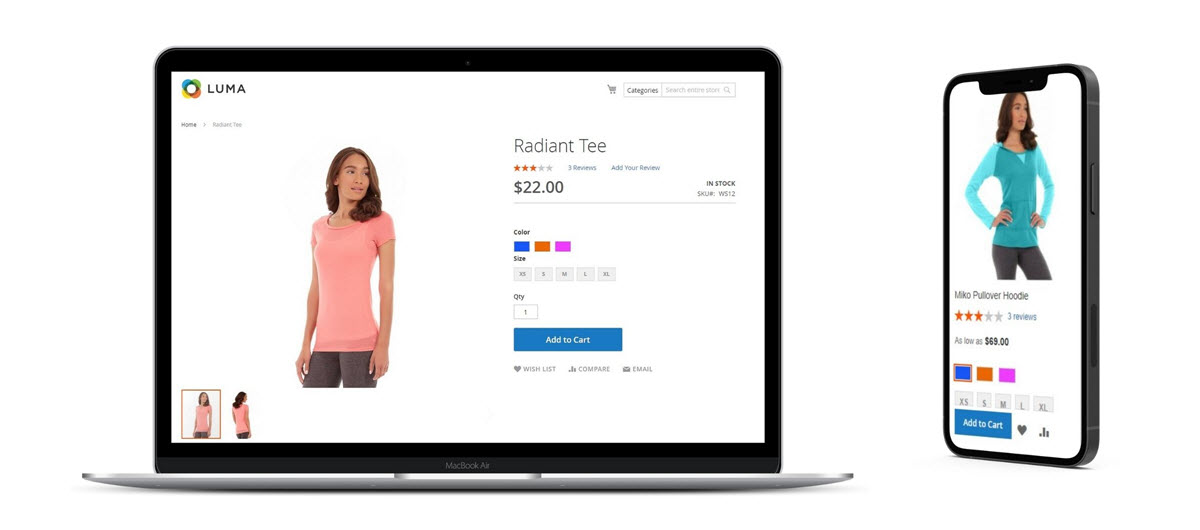 M2 SWATCH   Magento 2 Color Swatch Extension With Zoom Workflow