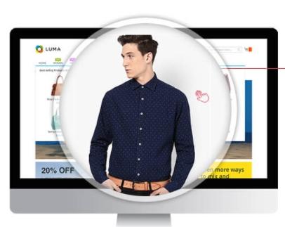 Add Product Image animation
