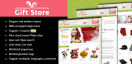 Magento Gift Store Theme